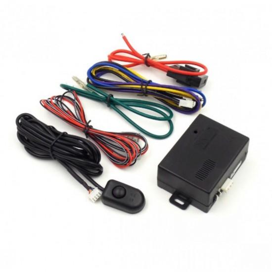 Šviesų valdymo modulis DB600D Priedai