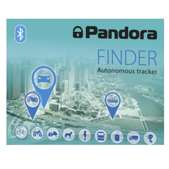 """Apsaugos - paieškos navigacinis įrenginys """"Pandora Finder """" Apsaugos sistemos"""
