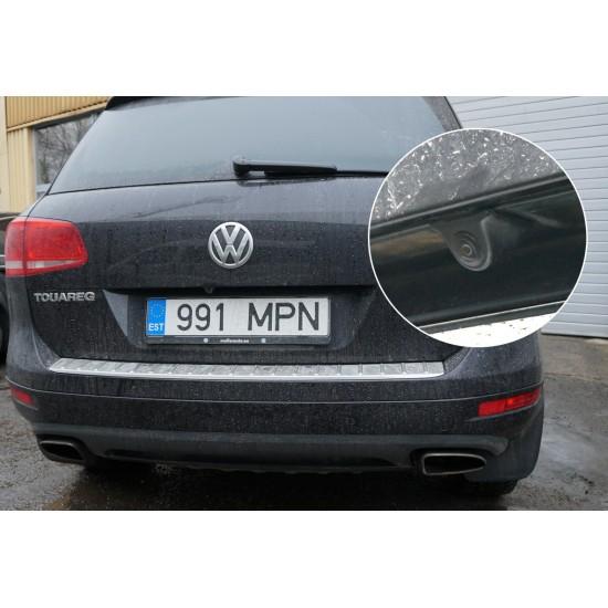 Kameros įvestis VW Touareg 2