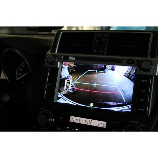 Toyota LandCruiser 150 Luxury multimedijos centras Caska