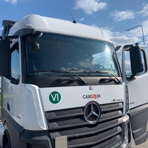 MDVR sunkvežimiams