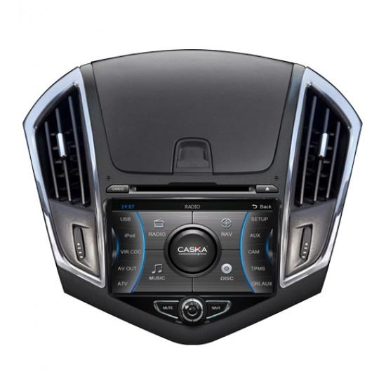 Chevrolet Cruze multimedijos centras