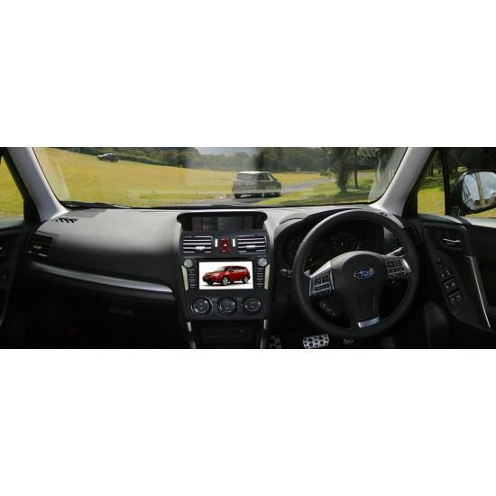 Subaru XV, Forester multimedijos centras Caska Gamyklinio dizaino