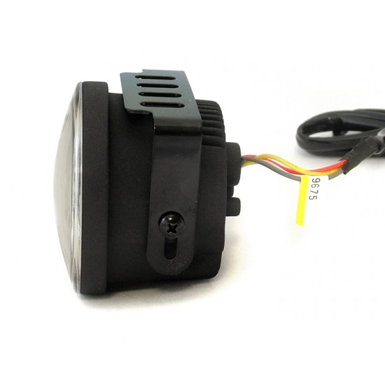 LED Dienos ir rūko žibintai Keetec DRL 7V-5W LED dienos žibintai