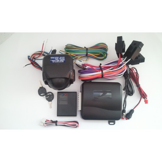 Automobilių apsaugos sistema ABATT UK AM-308MW Automobilių apsaugos sistemos
