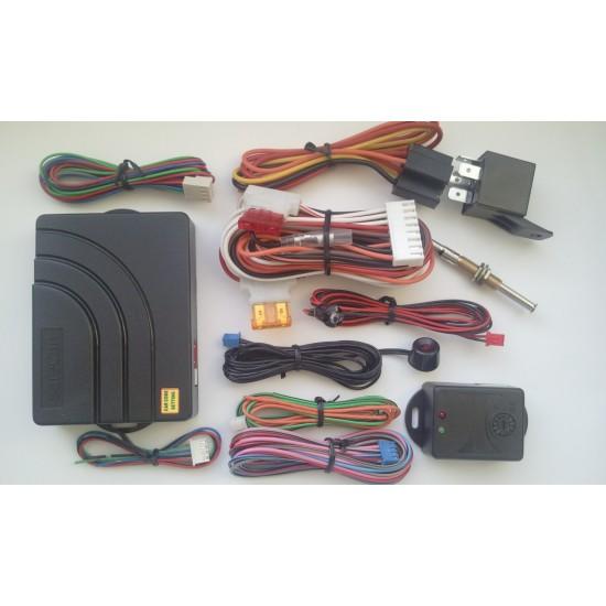 Automobilių apsaugos sistema SAFECAN Automobilių apsaugos sistemos