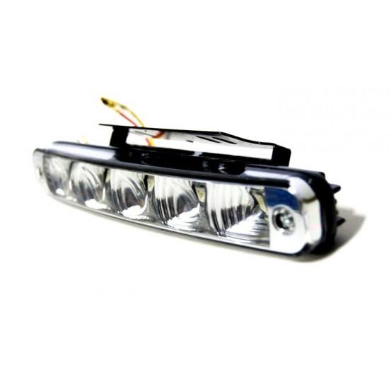 LED dienos žibintai NSSC 507 HP LED dienos žibintai