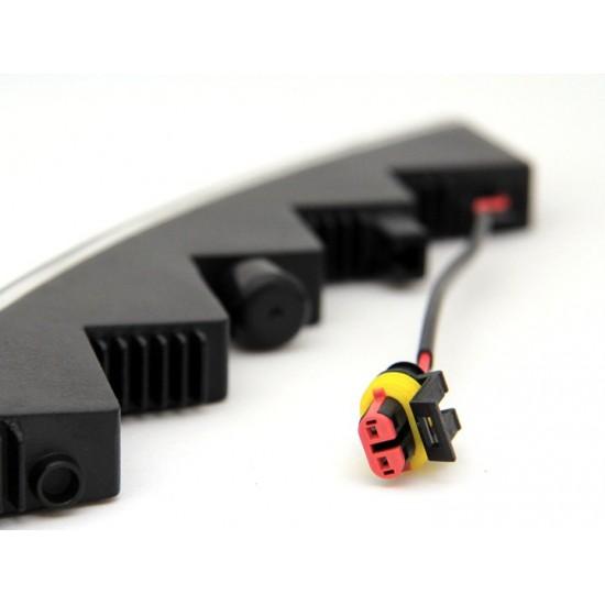 LED dienos žibintai NSSC 523HP mini
