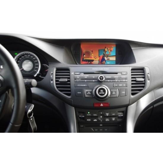 Honda Accord multimedijos centras
