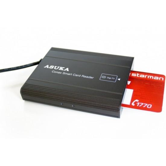 TV kortelių skaitytuvas Conax AP-CX2 TV imtuvai
