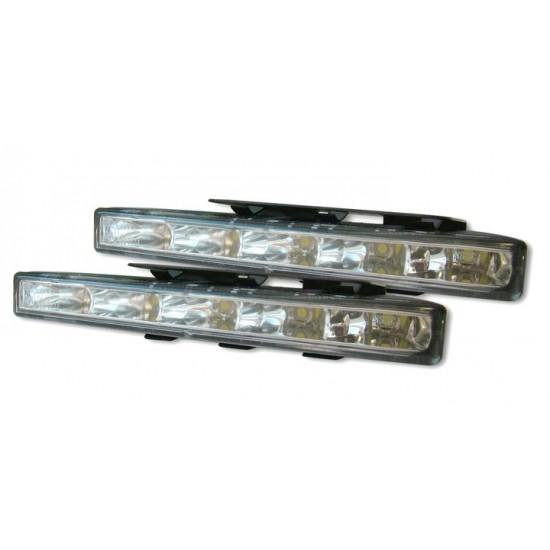LED dienos žibintai NSSC 501 LED dienos žibintai