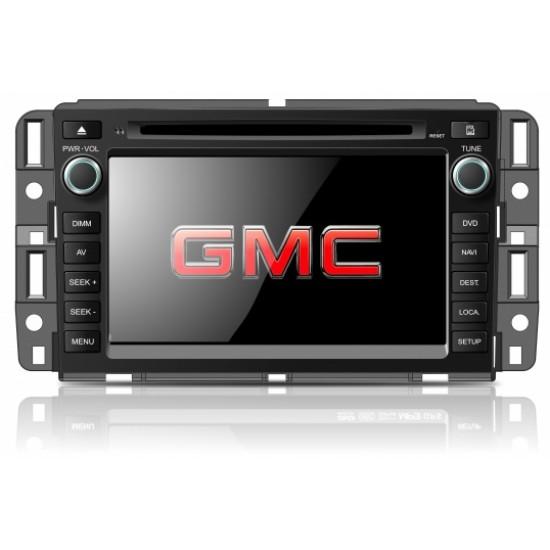 GMC auksinės serijos multimedijos centras Gamyklinio dizaino