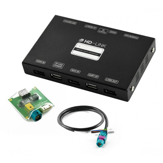 HDMI įvesties sąsajos modulis Adapteriai