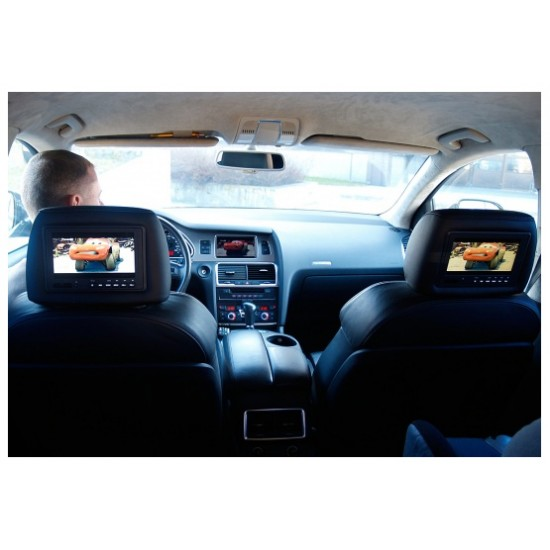 Galvos atramos monitorius su pagalvėle TH-870 Monitoriai