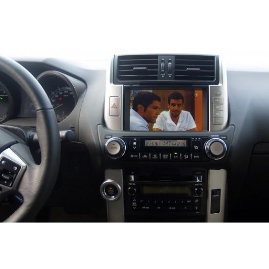 Toyota Land Cruiser 150 Standard/Luxury multimedijos centras Flyaudio Gamyklinio dizaino