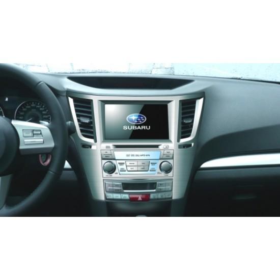 Subaru Legacy, Outback multimedijos centras Flyaudio Gamyklinio dizaino