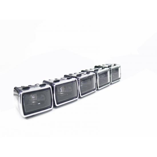 LED dienos žibintai Nolden NCC Transformer 91000LO-5C LED dienos žibintai