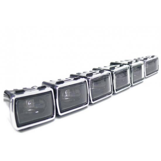 LED dienos žibintai Nolden NCC Transformer 91000HI-6C