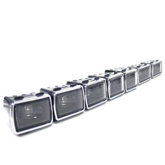 LED dienos žibintai Nolden NCC Transformer 91000LO-7C LED dienos žibintai