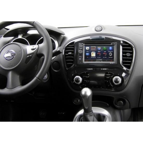 Nissan universalus multimedijos centras Adayo Gamyklinio dizaino