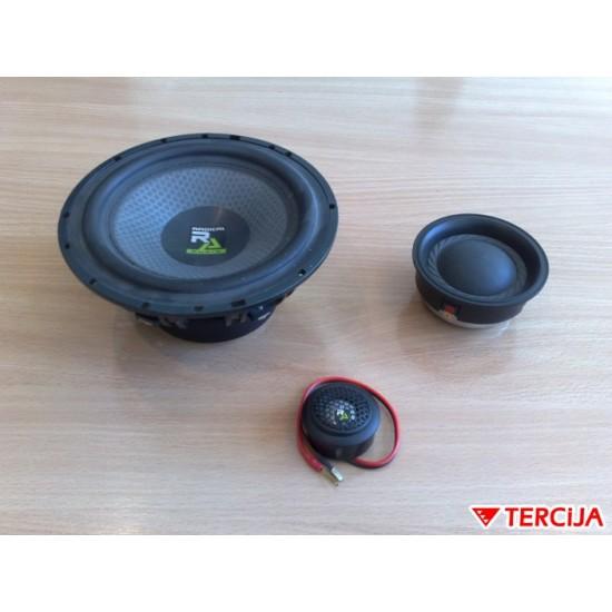 Komponentiniai garsiakalbiai RADICAL RA 163.3