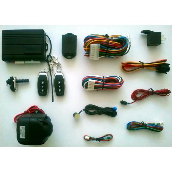 Automobilių apsaugos sistema SAFECAR 440 S