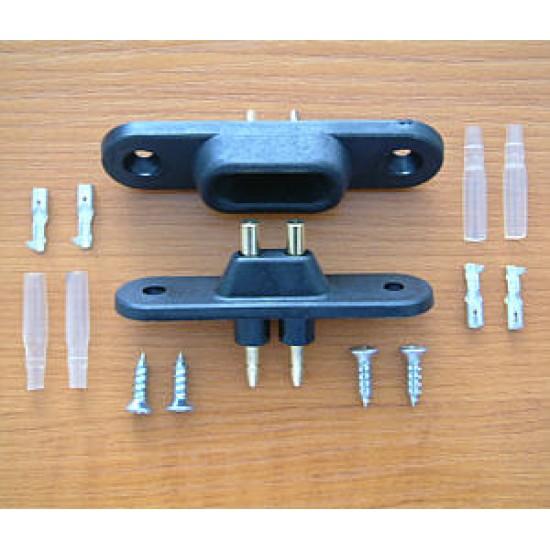 Kontaktorius SS201A Montavimo medžiagos