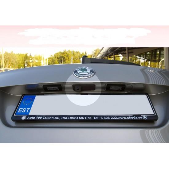Škoda, VW galinio vaizdo kamera