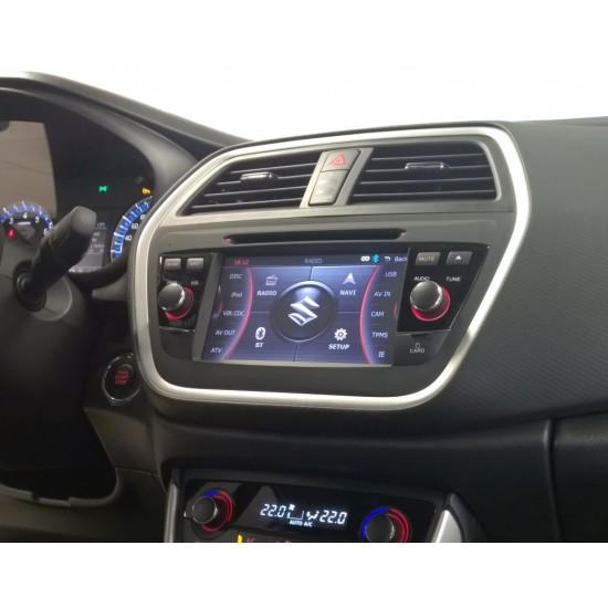 Suzuki SX-4 multimedijos centras Caska